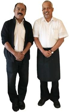 ボンベイ厚木オーナー ニティヤ&ジョジョ